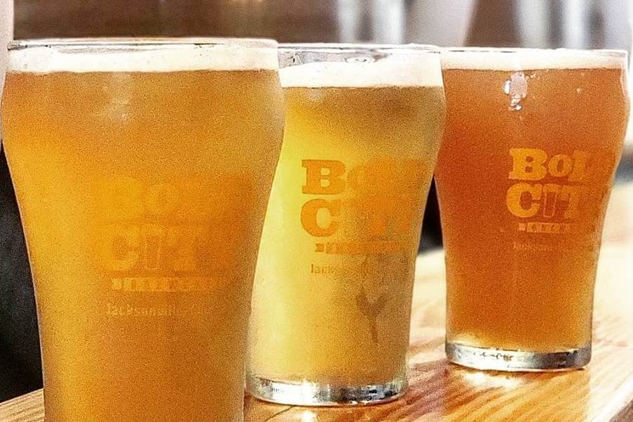 Bold City Brewery Downtown