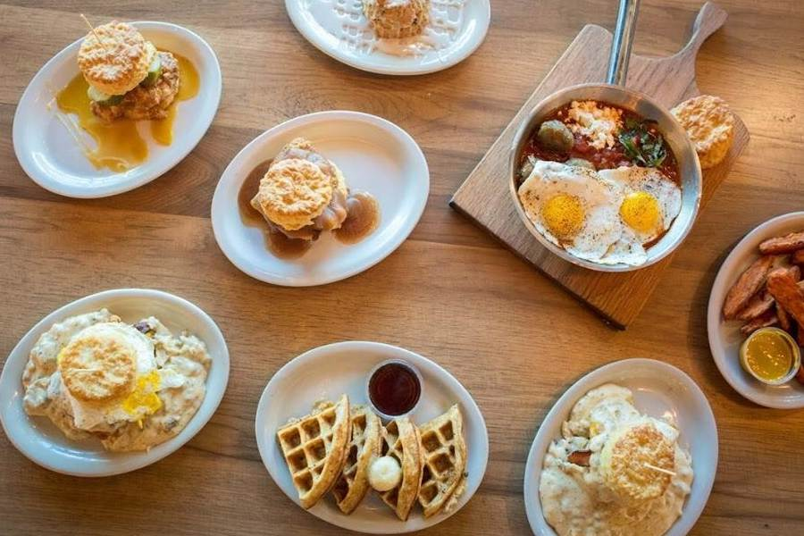 Maple Street Biscuit Company - San Marco