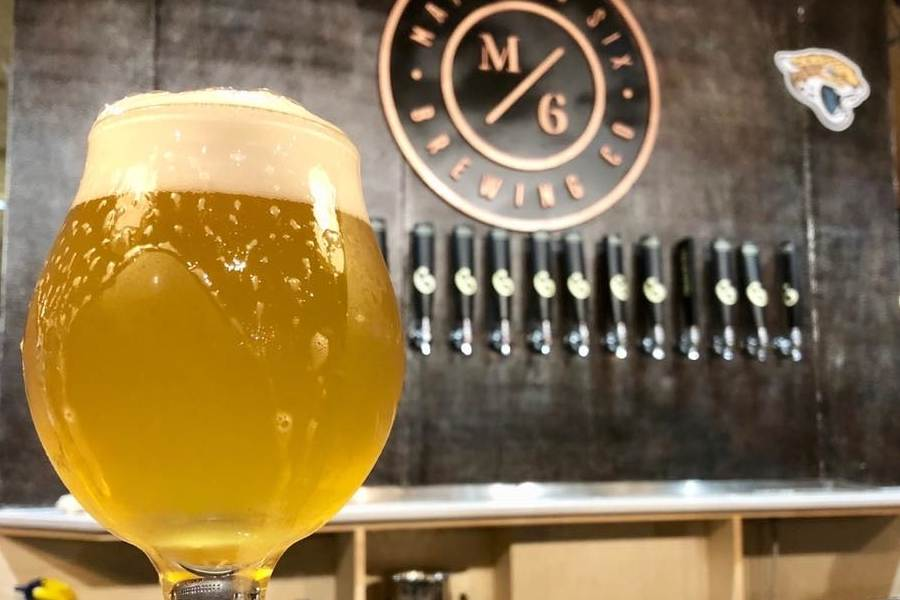 Main and Six Brewing Company
