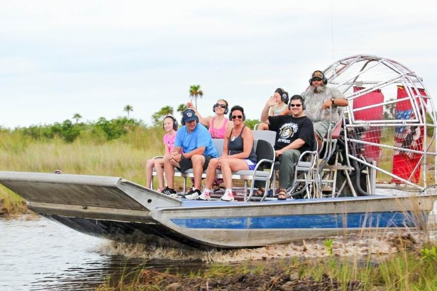 Crazy Fish Airboat & Dolphin Tours