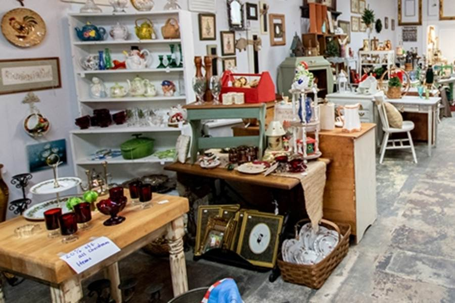 Rusted: A Vintage Market