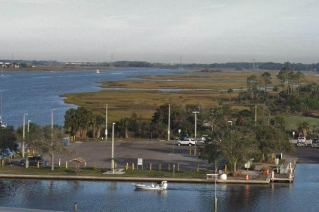 McCue Park and Boat Ramp