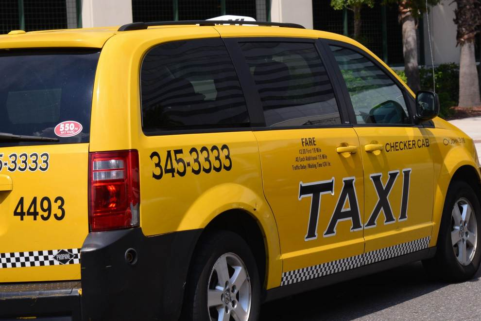 Checker Cab and Shuttle of Jacksonville
