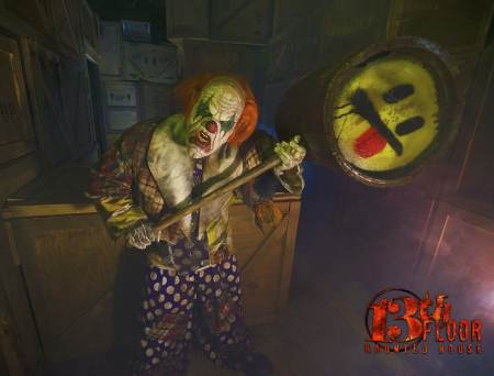 13th Floor Haunted House - Visit