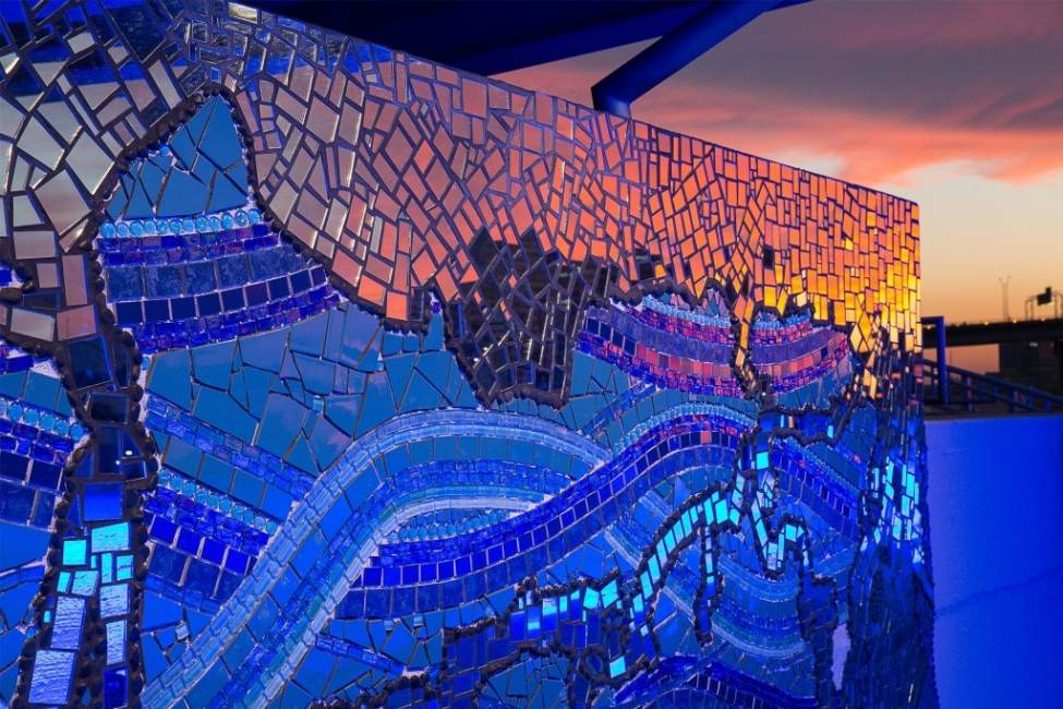 Mosaic reflects jacksonvilles growing public art collection visit mosaic reflects jacksonvilles growing public art collection visit jacksonville solutioingenieria Image collections
