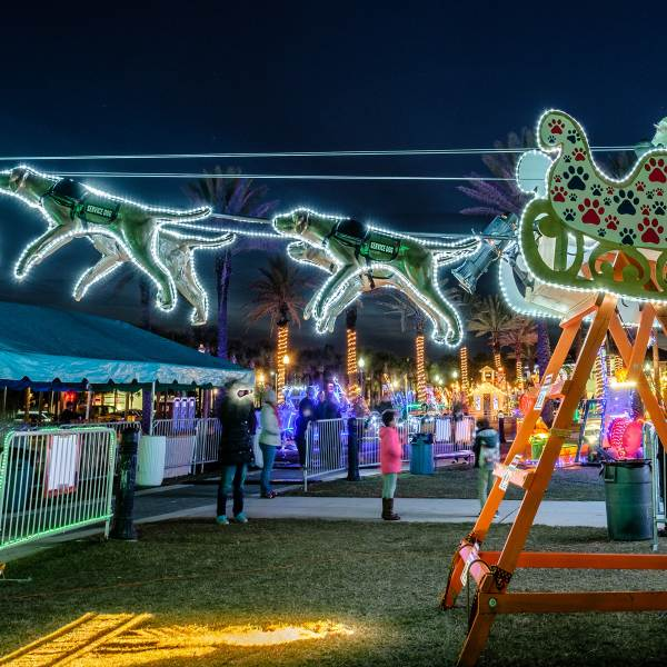 St Johns Town Center Christmas Tree Lighting 2020 The Top 2020 Holiday Events in Jacksonville   Visit Jacksonville