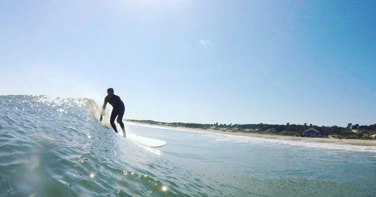 Surfing Getaway Itinerary