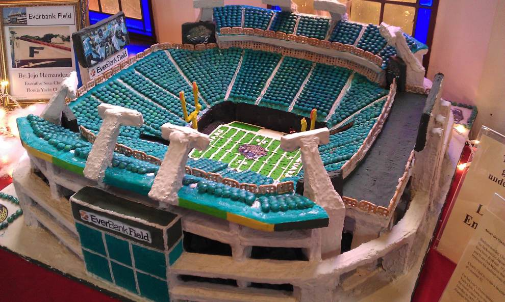 Everbank gingerbread