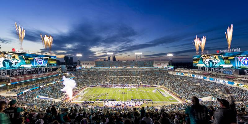 5 Must Do Experiences At TIAA Bank Field